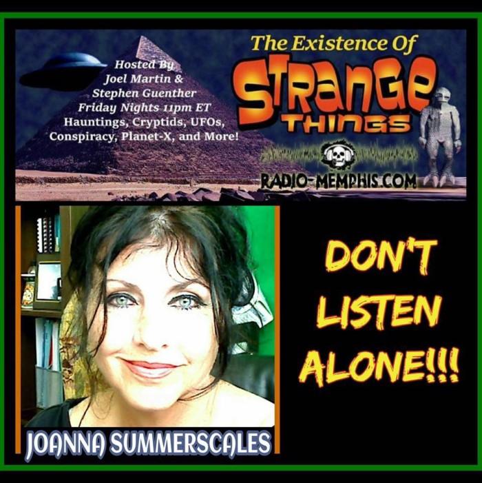 TEST Joanna Summerscales
